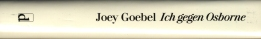 Goebel - Ich gegen Osborne