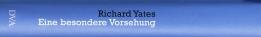 Yates - Eine besondere Vorsehung